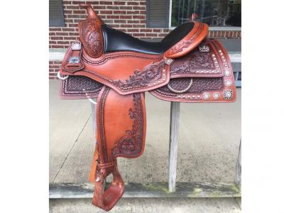Continentel Saddlery The Reining Authorithy